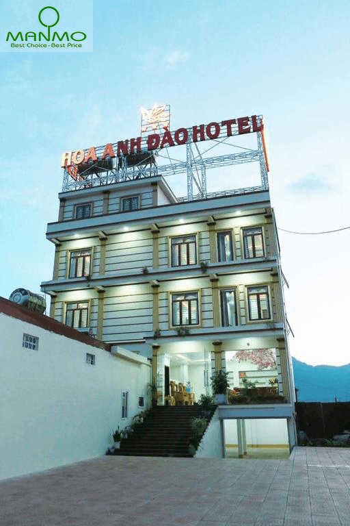 Khách Sạn Hoa Anh Đào