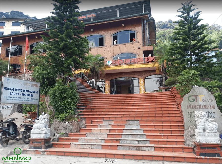 Khách sạn Hương Rừng