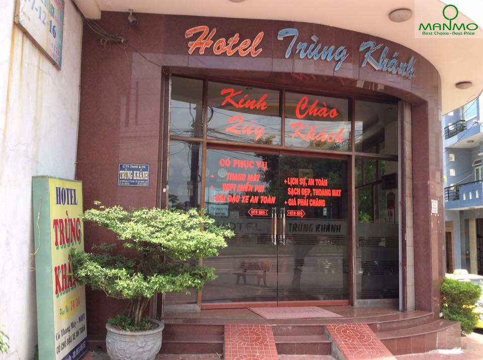 Khách Sạn Trùng Khánh