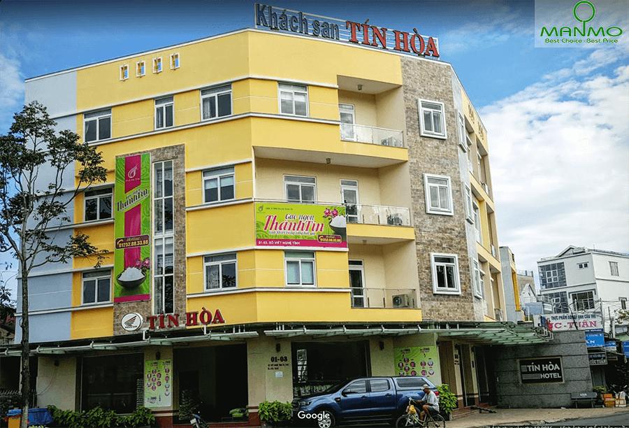 Khách sạn Tín Hoà 2