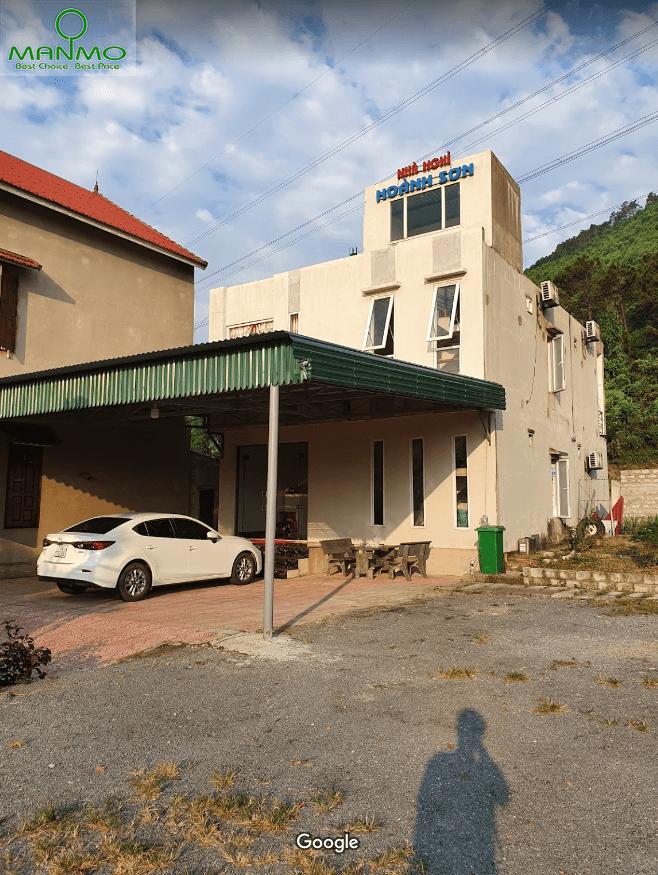 Nhà nghỉ Hoành Sơn