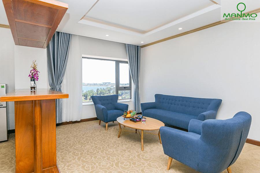 Navy Hotel The region 4 (Khách sạn Trường Sa)