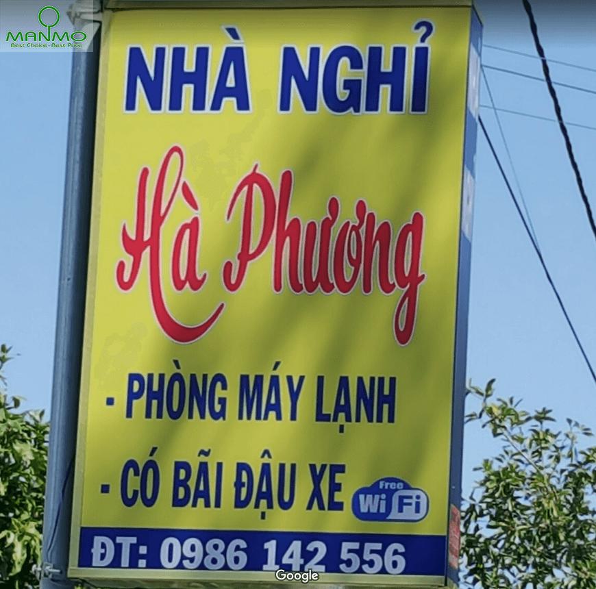 Nhà Nghỉ Hà Phương
