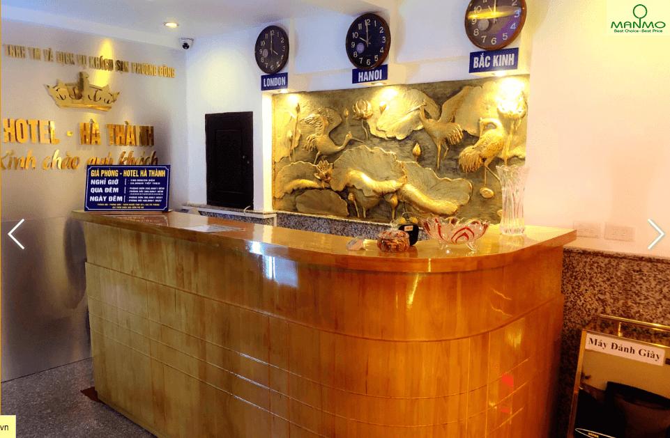 Khách Sạn Hà Thành