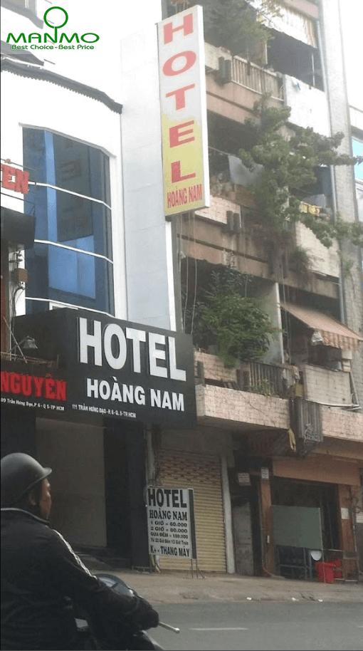 Khách Sạn Hoàng Nam