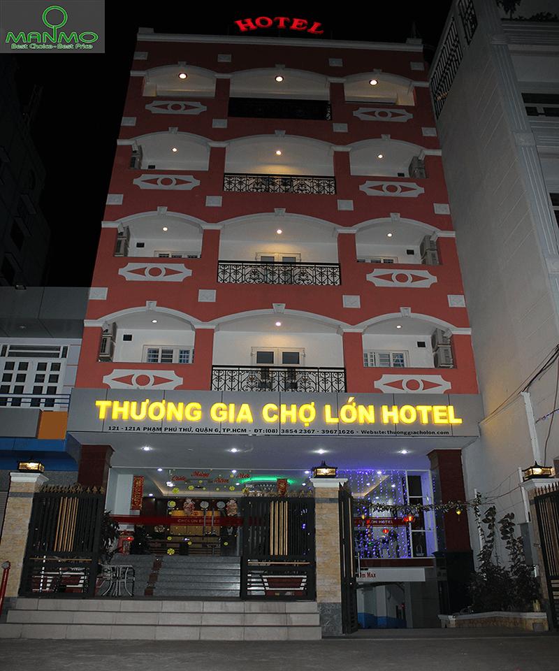 Thương Gia Chợ Lớn Hotel