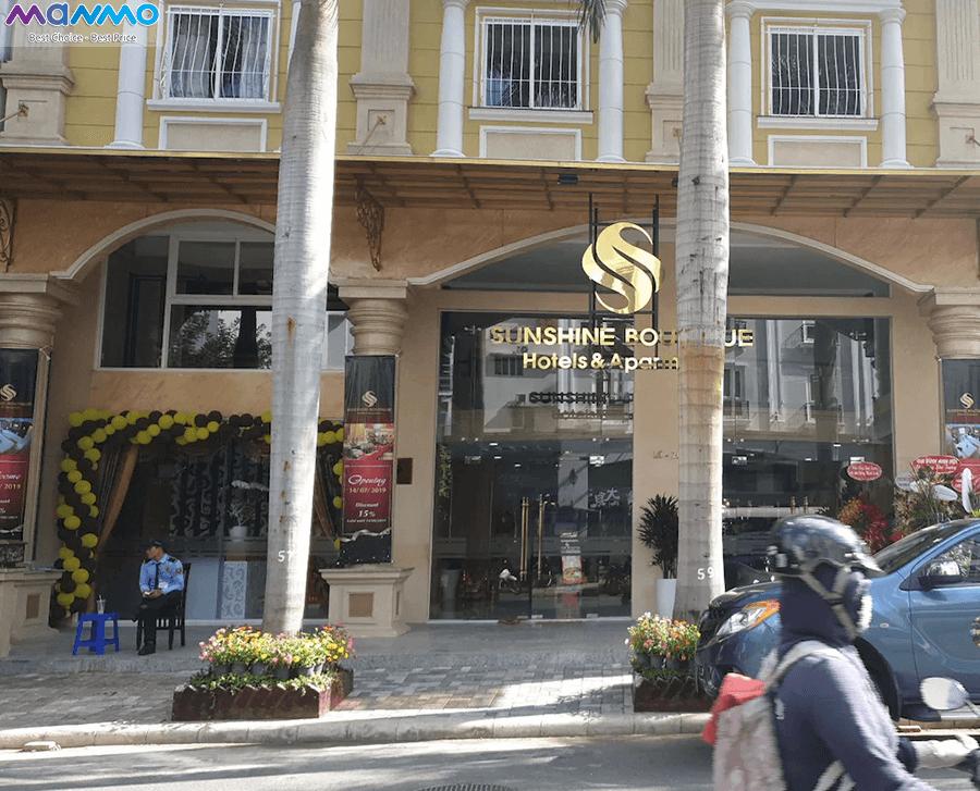 Sunshine Boutique Hotel Phu My Hung