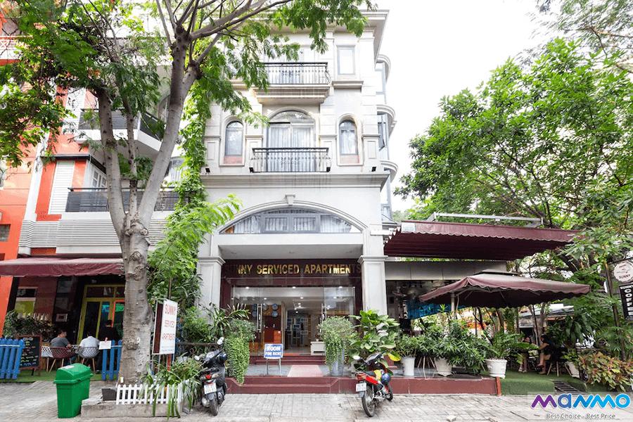 Sunny Hotel & Serviced Apartments