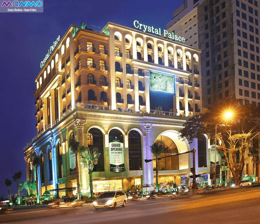 MerPerle Crystal Palace Hotel