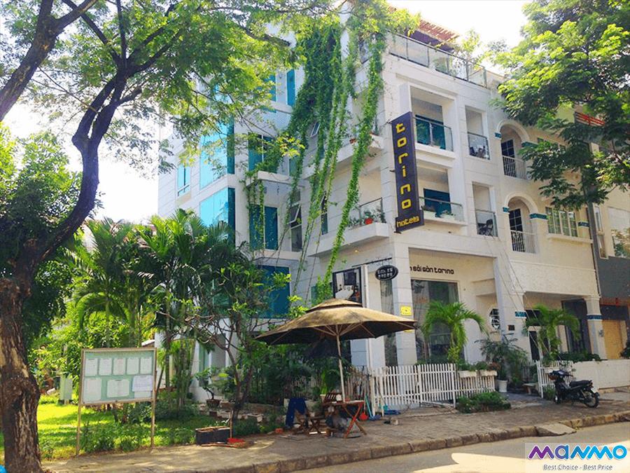 Khách sạn Sài Gòn Torino