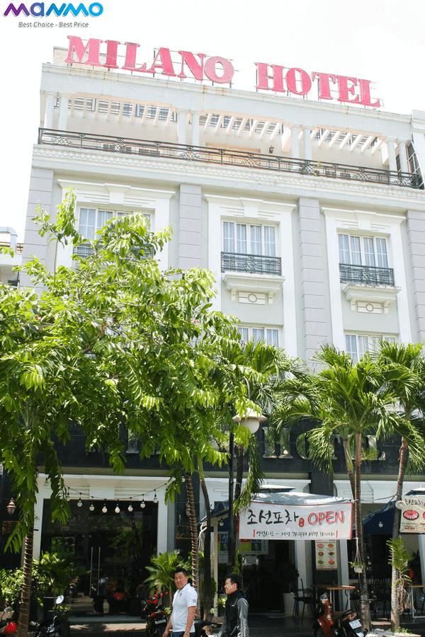Khách sạn Milano