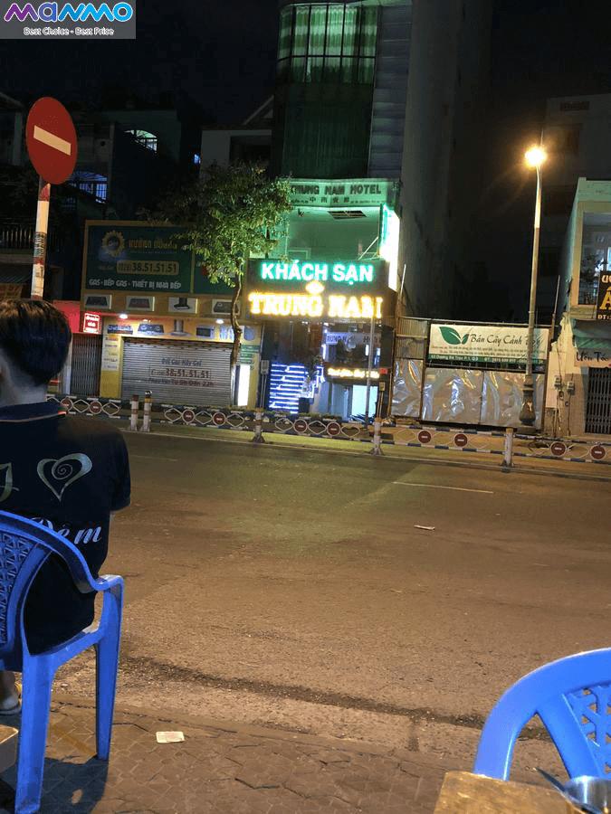 Khách sạn Trung Nam