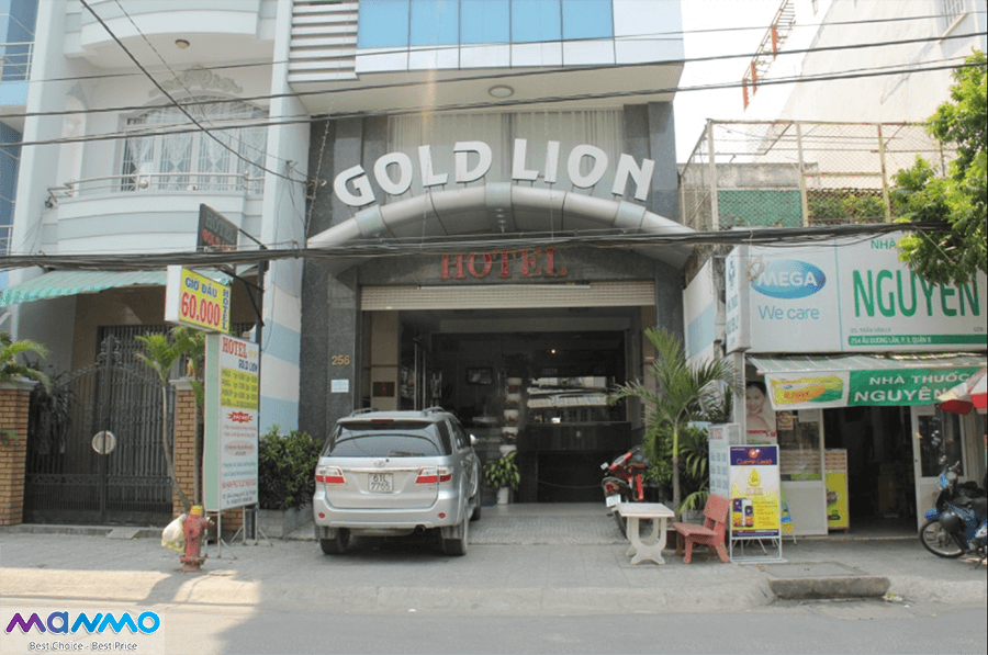 Khách sạn Gold Lion