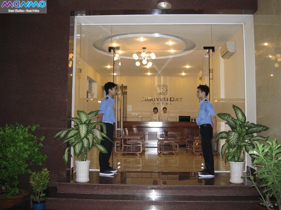 Khách sạn Nguyên Đạt