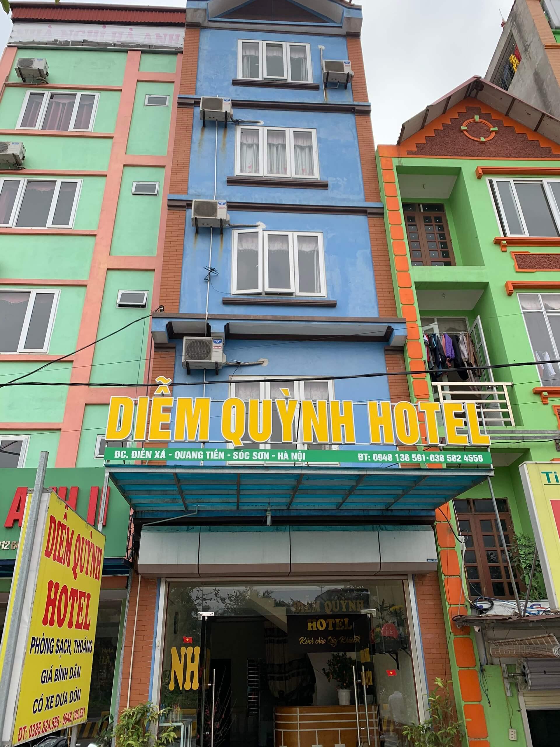 Nhà nghỉ Diễm Quỳnh