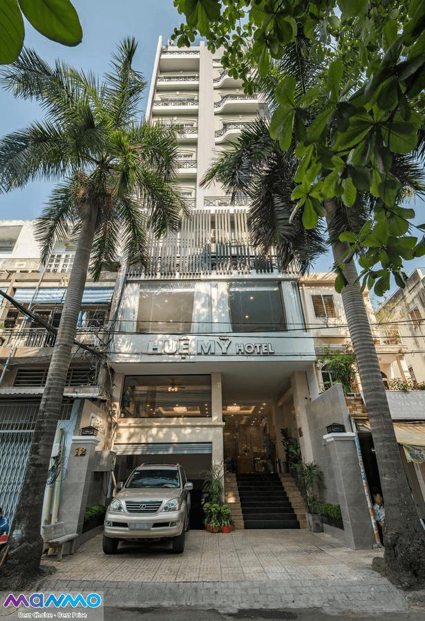 Huệ Mỹ Hotel