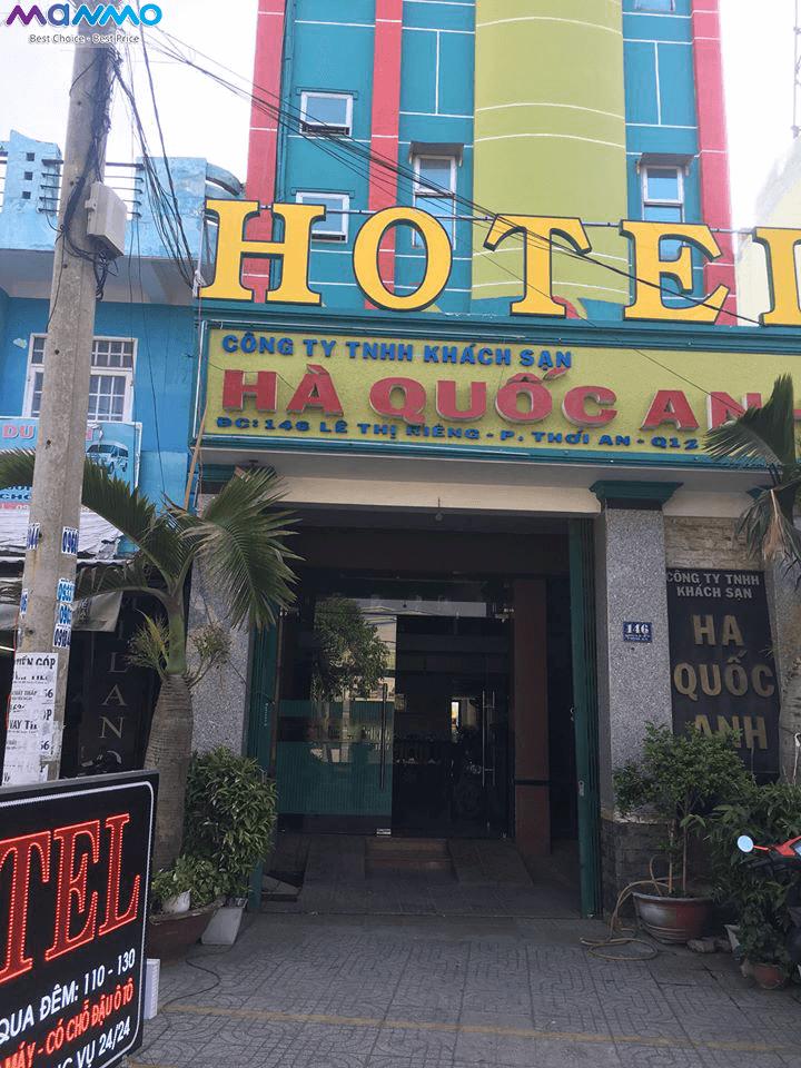 Khách Sạn Hà Quốc Anh