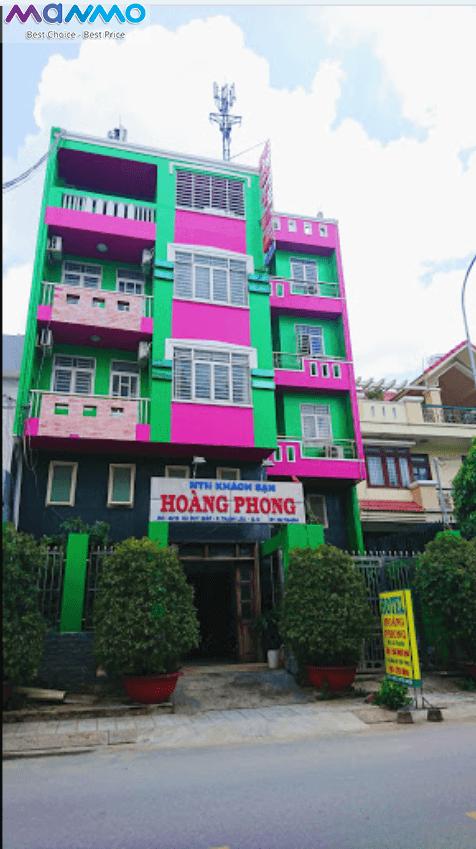 Khách Sạn Hoàng Phong