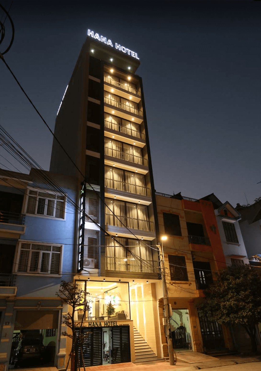 Hana 2 Apartment & Hotel