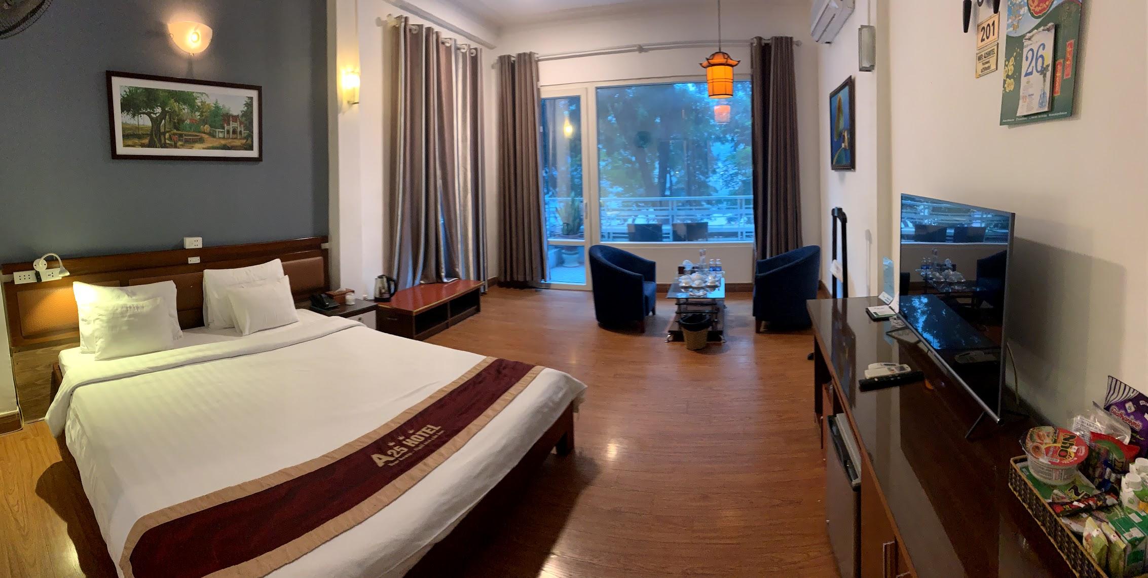 A25 Hotel - 57 Quang Trung (Hai Bà Trưng - Hà Nội)