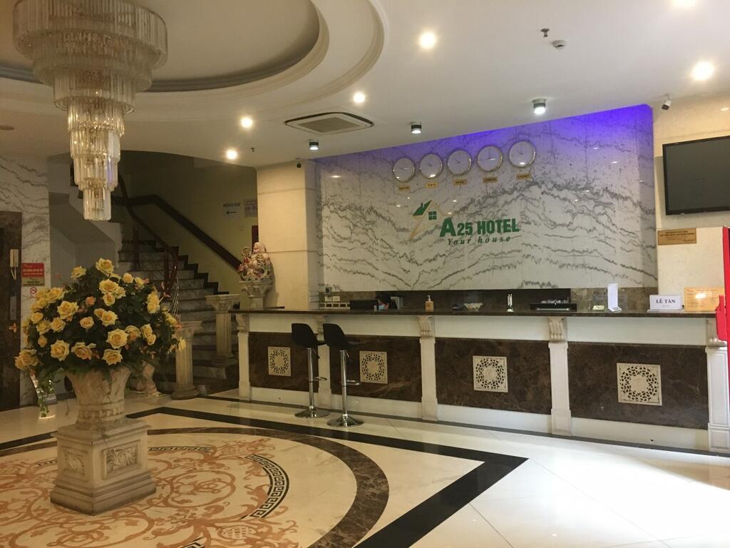 A25 Hotel - 63 Phương Liệt (Thanh Xuân-Hà Nội)
