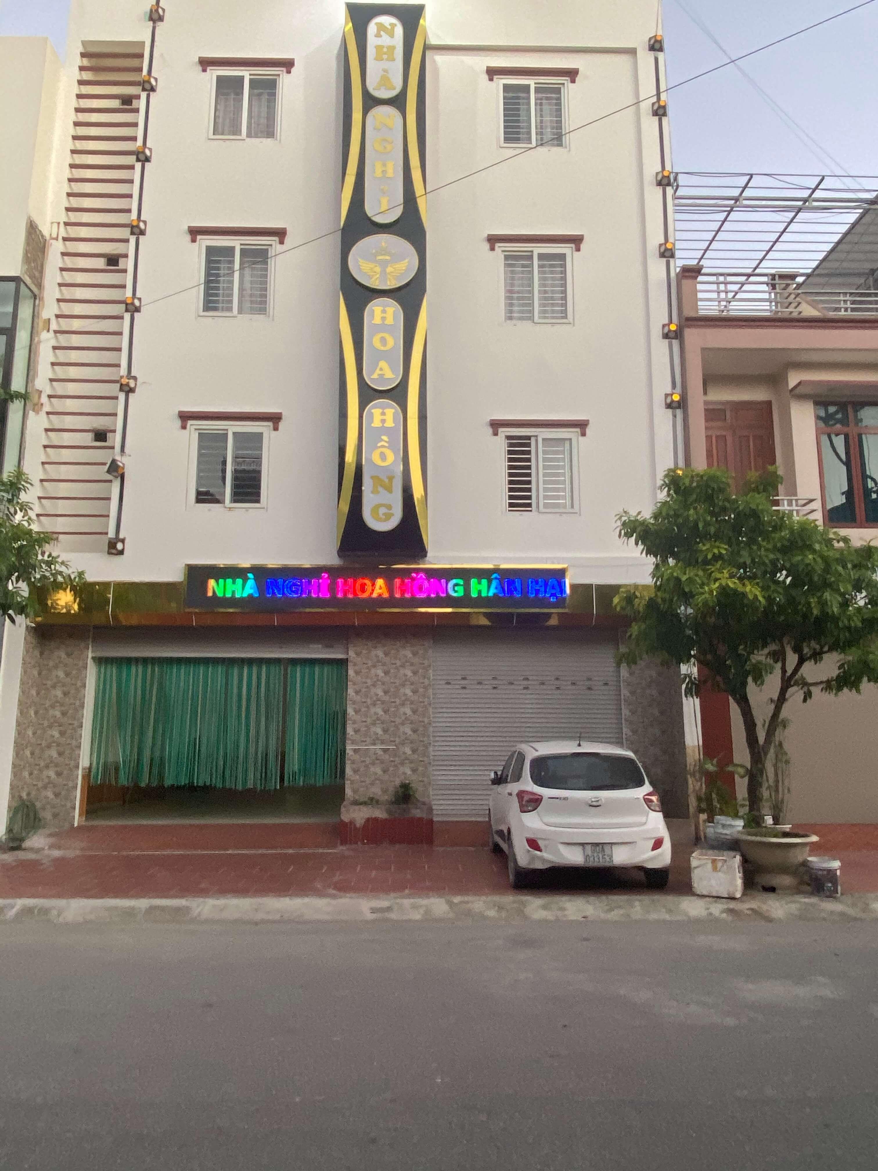 Nhà nghỉ Hoa Hồng