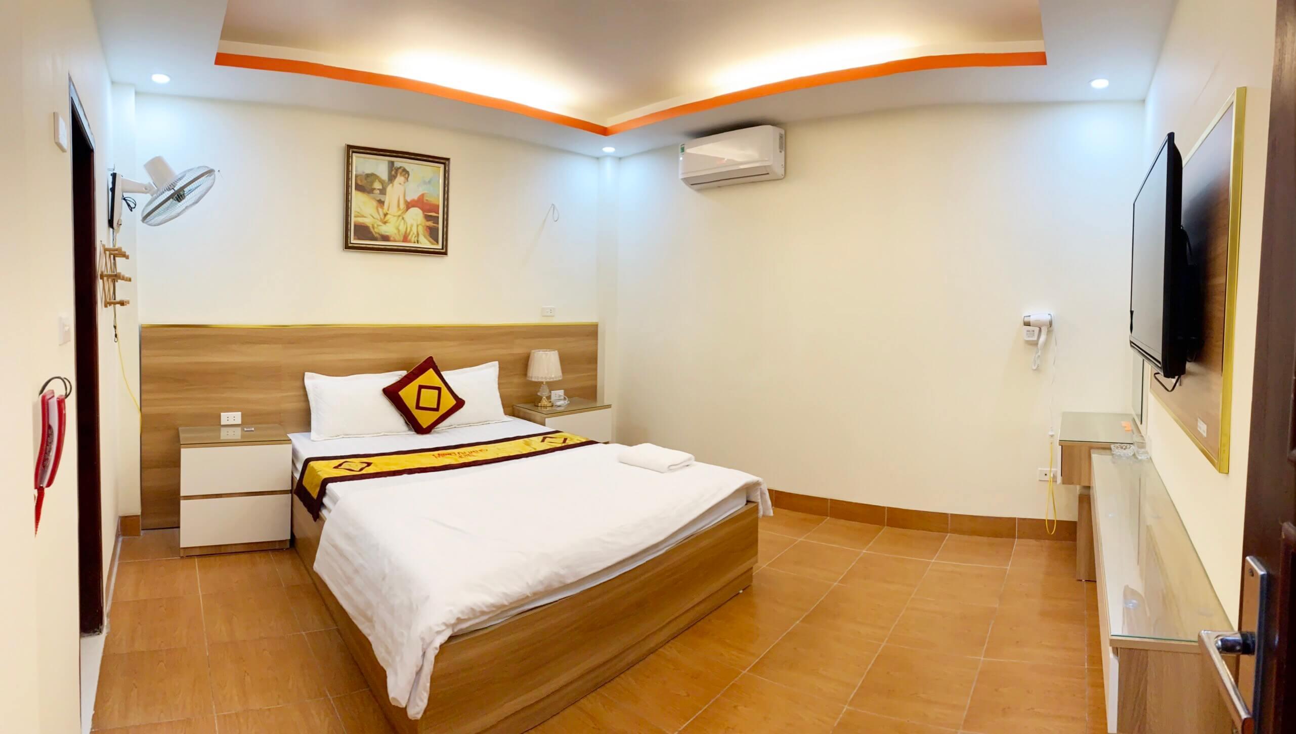 Minh Khang - Nhà nghỉ phố Ngụy Như Kon Tum