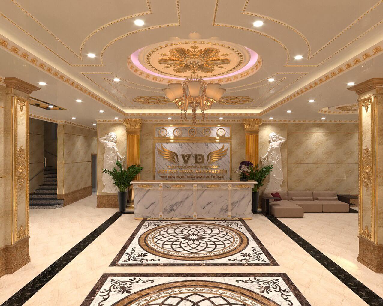 Khách sạn Việt Đức